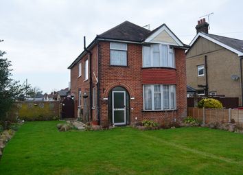 Thumbnail 4 bedroom detached house for sale in Bixley Road, Ipswich