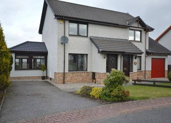 Thumbnail 2 bed semi-detached house for sale in Neil Gunn Crescent, Inverness