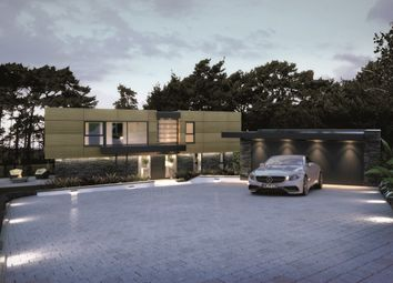 Thumbnail 4 bed detached house for sale in Imbrecourt, Canford Cliffs, Poole