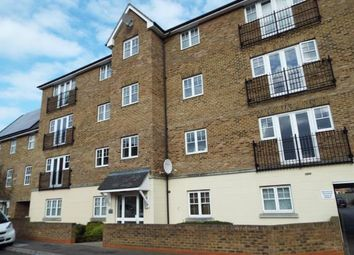 Thumbnail 2 bed flat for sale in Caspian Close, Purfleet
