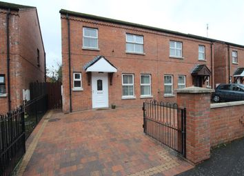 Thumbnail 3 bed semi-detached house for sale in Arosa Crescent, Belfast