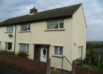 Thumbnail 3 bed semi-detached house to rent in Greengarth, Great Clifton, Workington