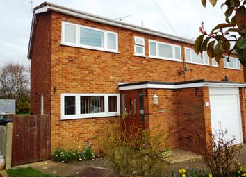 Thumbnail 3 bed terraced house for sale in Aldridge Close, Greenhill
