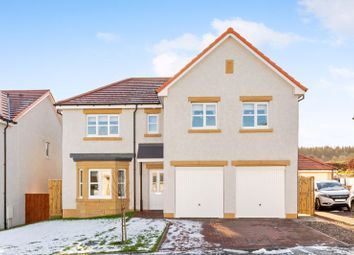 Thumbnail 5 bed detached house for sale in Muirhead Crescent, Bo'ness