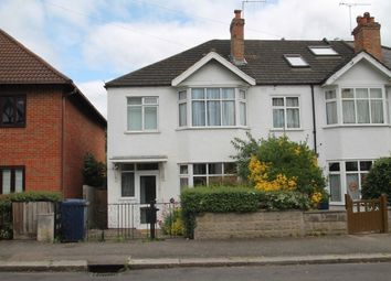 Thumbnail 3 bedroom property for sale in Crescent Road, New Barnet, Barnet