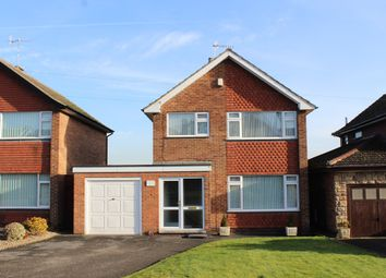 Thumbnail Detached house for sale in Primrose Rise, Newthorpe