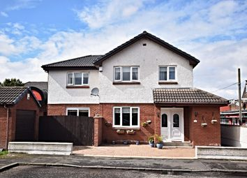 Thumbnail 4 bed property for sale in Hollow Park, Ayr