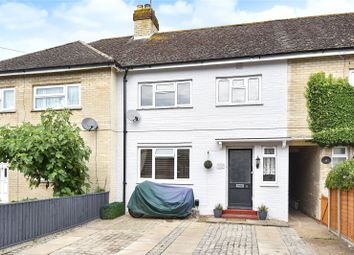 3 bed terraced house for sale in Almond Close, Englefield Green, Surrey TW20