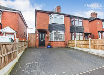 Thumbnail 2 bed semi-detached house for sale in Cromer Road, Stoke-On-Trent