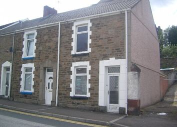 Thumbnail 2 bedroom end terrace house to rent in Glantawe Street, Morriston
