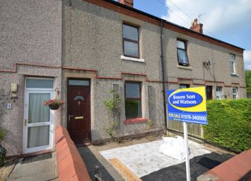 Thumbnail 2 bed terraced house to rent in Manor View, Llay Road, Wrexham