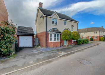 Thumbnail 4 bed semi-detached house for sale in Foxholes Close, Deanshanger, Milton Keynes