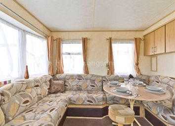 Thumbnail 2 bedroom mobile/park home for sale in Warren Road, Hopton, Great Yarmouth