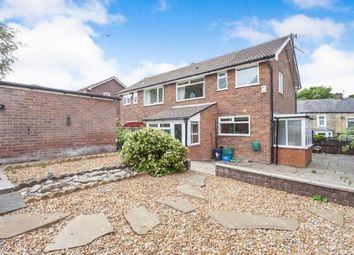 Thumbnail 3 bed semi-detached house for sale in Coal Clough Lane, Burnley, Lancashire, Burnley