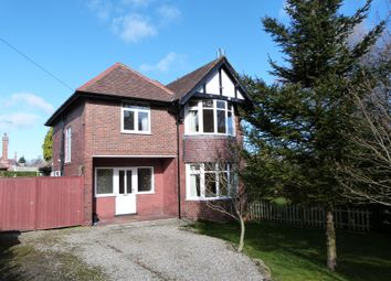 Thumbnail 4 bed detached house to rent in Woodlands Avenue, Harrogate