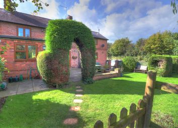 Thumbnail 3 bedroom semi-detached house for sale in Hanmer, Whitchurch