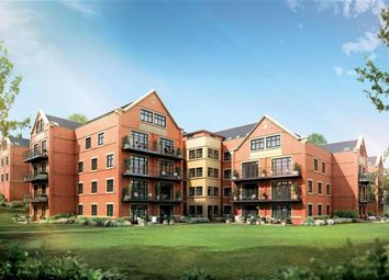 Thumbnail 2 bed flat for sale in Marlborough Drive, Bushey, Hertfordshire