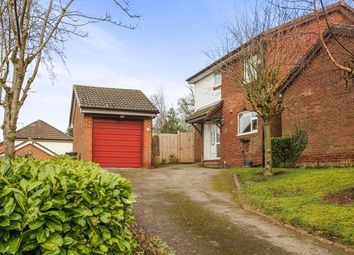 Thumbnail 4 bed detached house for sale in Huntersfield, Northwich