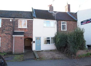 Thumbnail 3 bedroom terraced house for sale in Fishtoft Road, Fishtoft, Boston