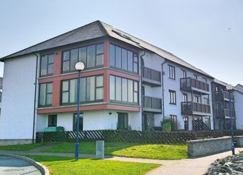 Thumbnail 2 bedroom flat to rent in Y Lanfa, Aberystwyth