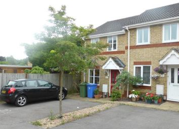 Thumbnail 2 bed terraced house to rent in Whitby Close, Farnborough