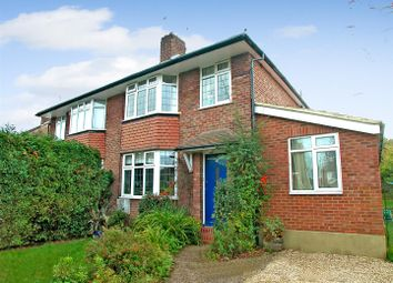 4 bed semi-detached house to rent in Meadway Drive, Horsell, Woking GU21
