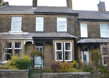 Thumbnail 4 bed terraced house for sale in Selborne Villas, Clayton, Bradford
