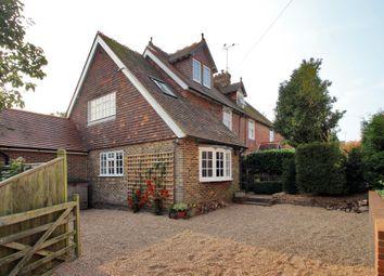Thumbnail 4 bed semi-detached house for sale in Goudhurst Road, Horsmonden, Kent