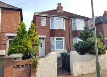 Thumbnail Semi-detached house for sale in Elson Road, Gosport