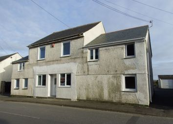 Thumbnail 2 bedroom flat to rent in High Street, Delabole