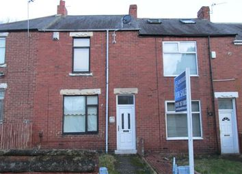 Thumbnail 2 bed terraced house for sale in Wellington Street, Lemington, Newcastle Upon Tyne