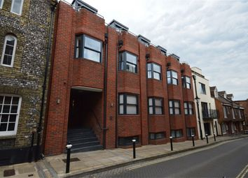 Thumbnail 1 bed flat to rent in St. Clement Street, Winchester