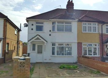 Thumbnail 3 bed end terrace house for sale in Byron Avenue, Cranford