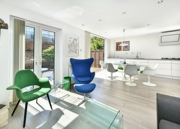 Thumbnail 3 bed mews house for sale in St. Pauls Mews, Camden Town