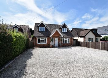 Thumbnail 4 bed detached house for sale in Drift Road, Clanfield, Waterlooville