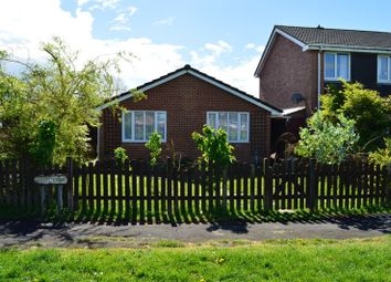 Thumbnail 2 bed detached bungalow for sale in Holly Close, Worle, Weston-Super-Mare