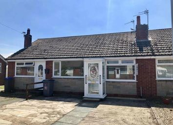 Thumbnail 1 bed bungalow for sale in Eastpines Drive, Thornton-Cleveleys
