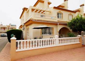 Thumbnail 3 bed town house for sale in Playa Flamenca, Costa Blanca, Spain