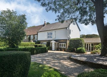 Thumbnail 3 bedroom semi-detached house for sale in Lordsvale Court, Kennel Hill, Dover, Kent