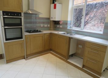 Thumbnail 2 bed flat to rent in Daneshill Road, Leicester