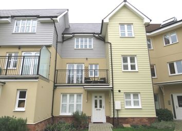 Thumbnail 4 bed town house to rent in Springfield Park Road, Horsham