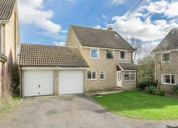 Thumbnail 5 bed detached house for sale in Bennetts Close, Bletsoe, Bedford, Bedfordshire