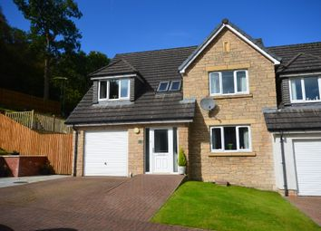 Thumbnail 4 bed property for sale in Smiddy Court, Garelochhead, Argyll And Bute