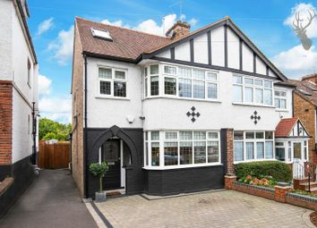 College Gardens, London E4. 4 bed semi-detached house