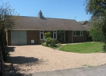 Thumbnail 3 bed bungalow to rent in Gladstone Avenue, Loughborough
