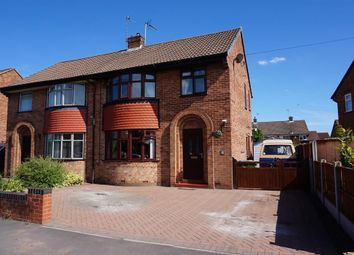 Thumbnail 3 bedroom semi-detached house for sale in Buxton Drive, Mickleover, Derby