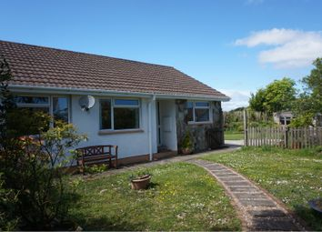 Thumbnail 3 bed semi-detached bungalow for sale in Springfield Park, Looe