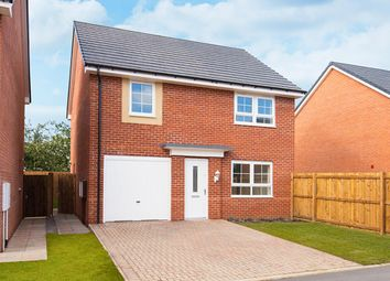 "Thumbnail 4 bedroom detached house for sale in ""Windermere"" at Morgan Drive, Whitworth, Spennymoor"