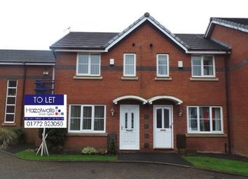 Thumbnail 2 bed mews house to rent in Endeavour Close, Ashton-On-Ribble, Preston