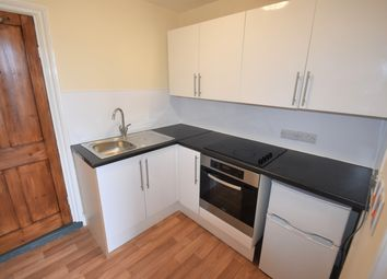 Thumbnail 1 bed flat to rent in Binsteed Road, Portsmouth